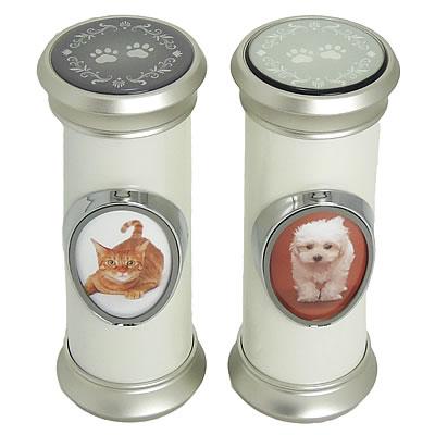 犬や猫などのペット用骨壺