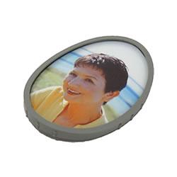大切なお写真を飾れるおしゃれな防水防水骨壺です。